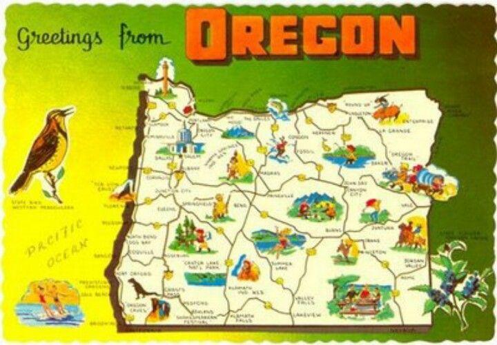 Happy 154th birthday Oregon. 2/15/13 | Life insurance ...