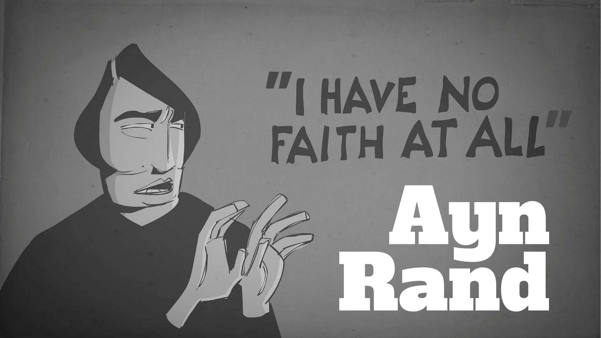Ayn Rand on Love and Happiness | Blank on Blank | PBS Digital Studios