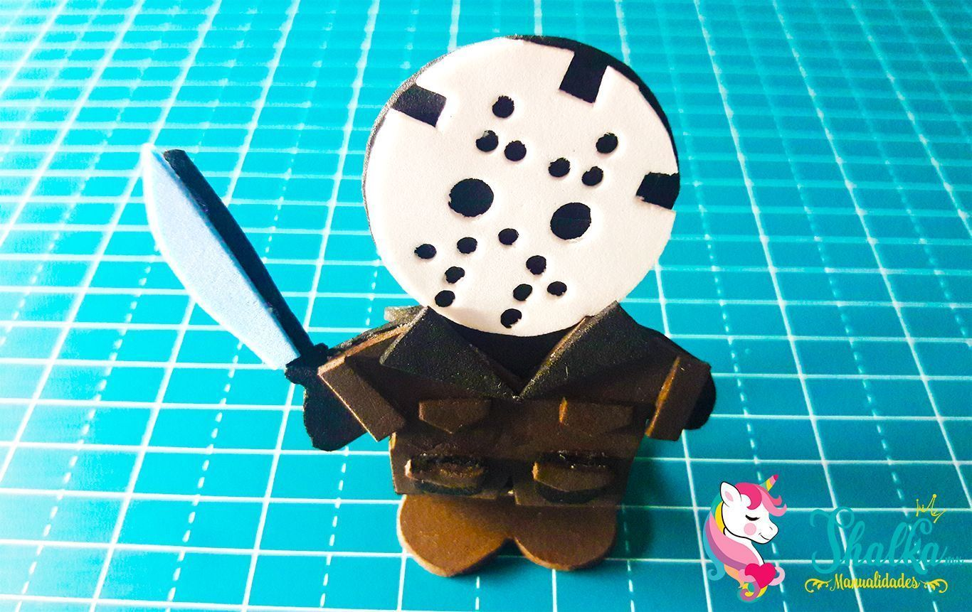 Jason Voorhees #jasonvoorhees Jason Voorhees - Viernes 13. Friday the 13th   Craft of Jason Voorhees for Halloween. #jasonvoorhees Jason Voorhees #jasonvoorhees Jason Voorhees - Viernes 13. Friday the 13th   Craft of Jason Voorhees for Halloween. #jasonvoorhees Jason Voorhees #jasonvoorhees Jason Voorhees - Viernes 13. Friday the 13th   Craft of Jason Voorhees for Halloween. #jasonvoorhees Jason Voorhees #jasonvoorhees Jason Voorhees - Viernes 13. Friday the 13th   Craft of Jason Voorhees for Ha #jasonvoorhees