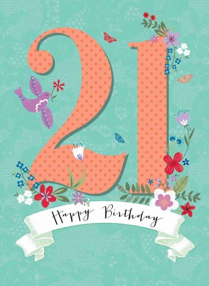 Поздравления 21 летием смешные
