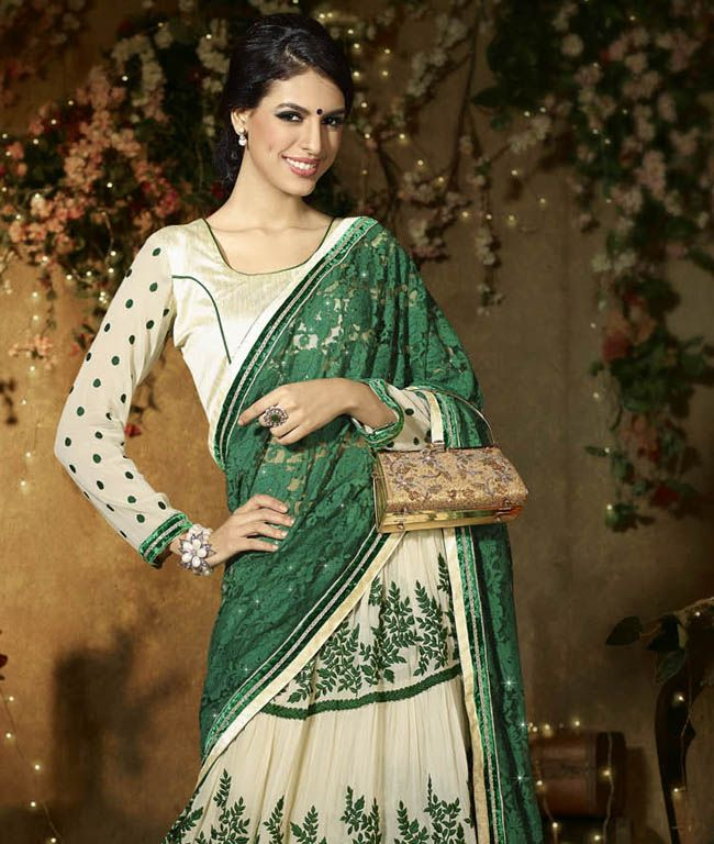 Fashion and you lehenga saree 97