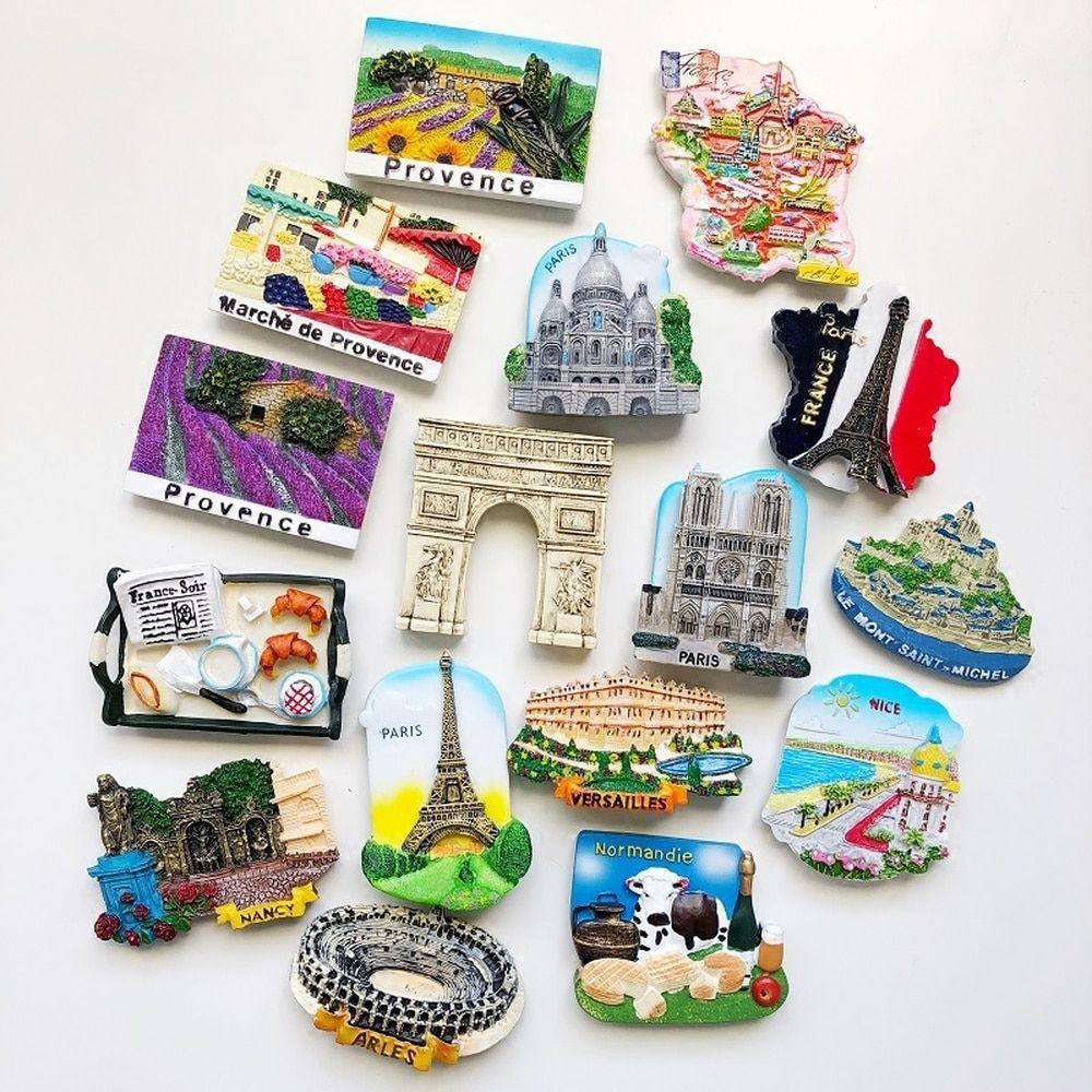 Nice France 3D Fridge magnet Tourist Souvenir Travel Home Decor Collection