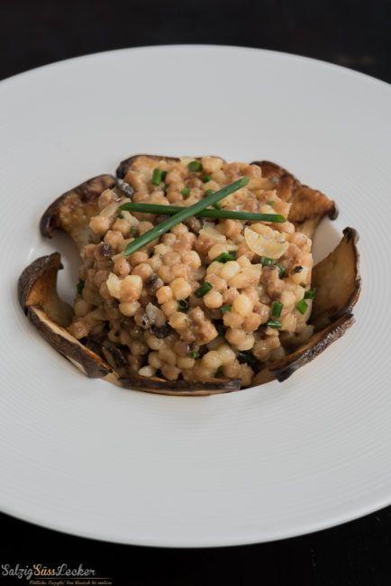 Fregola Sarda - ein sehr leckeres Pasta-Sotto