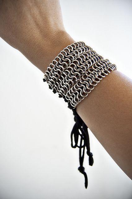 bracelet by Liz Larios Jewelry