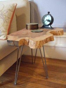 Wonderful Live Edge Side Tables | Everything Is Illuminated | Pinterest | Woods, Live  Edge Furniture And Live Edge Wood