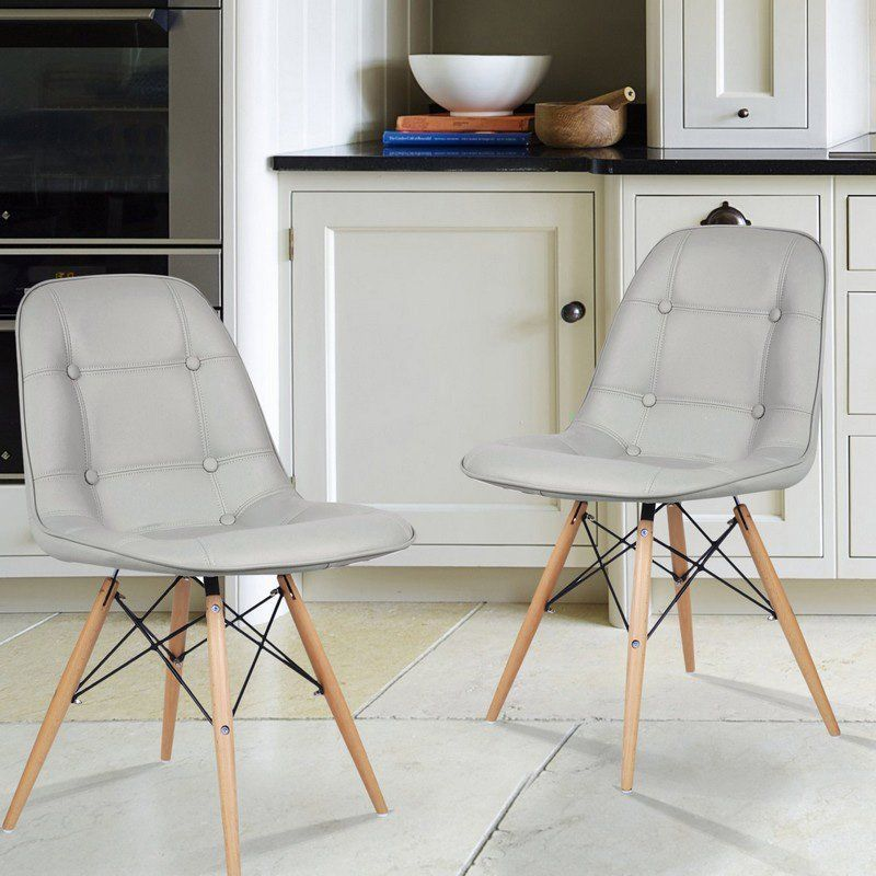 Hot Sale designer replica Eame Wood Stool,wood round chair