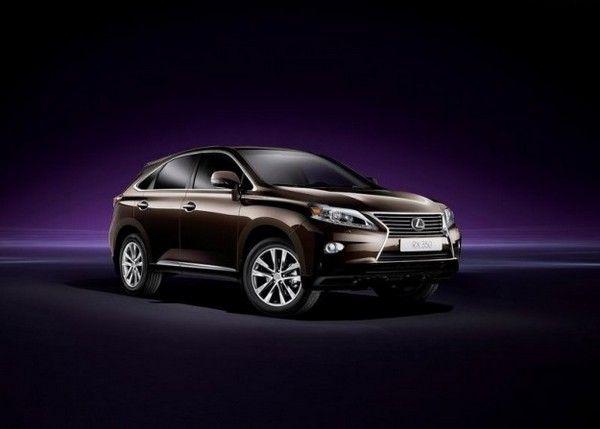 Best 7 Seater Luxury SUVs everybody wants Lexus RX 350  Cars