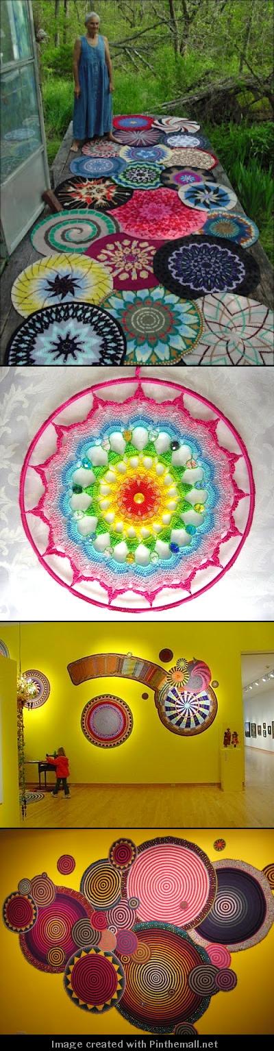 fabulous mandela crochet