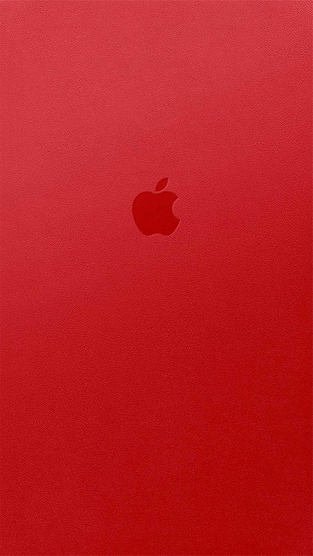 Red Iphone Wallpaper Iphone壁紙 ロゴ 壁紙 おしゃれな壁紙背景