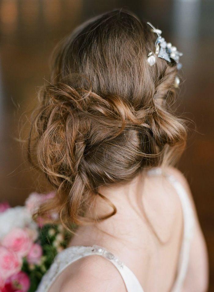 Messy bohemian hairstyles