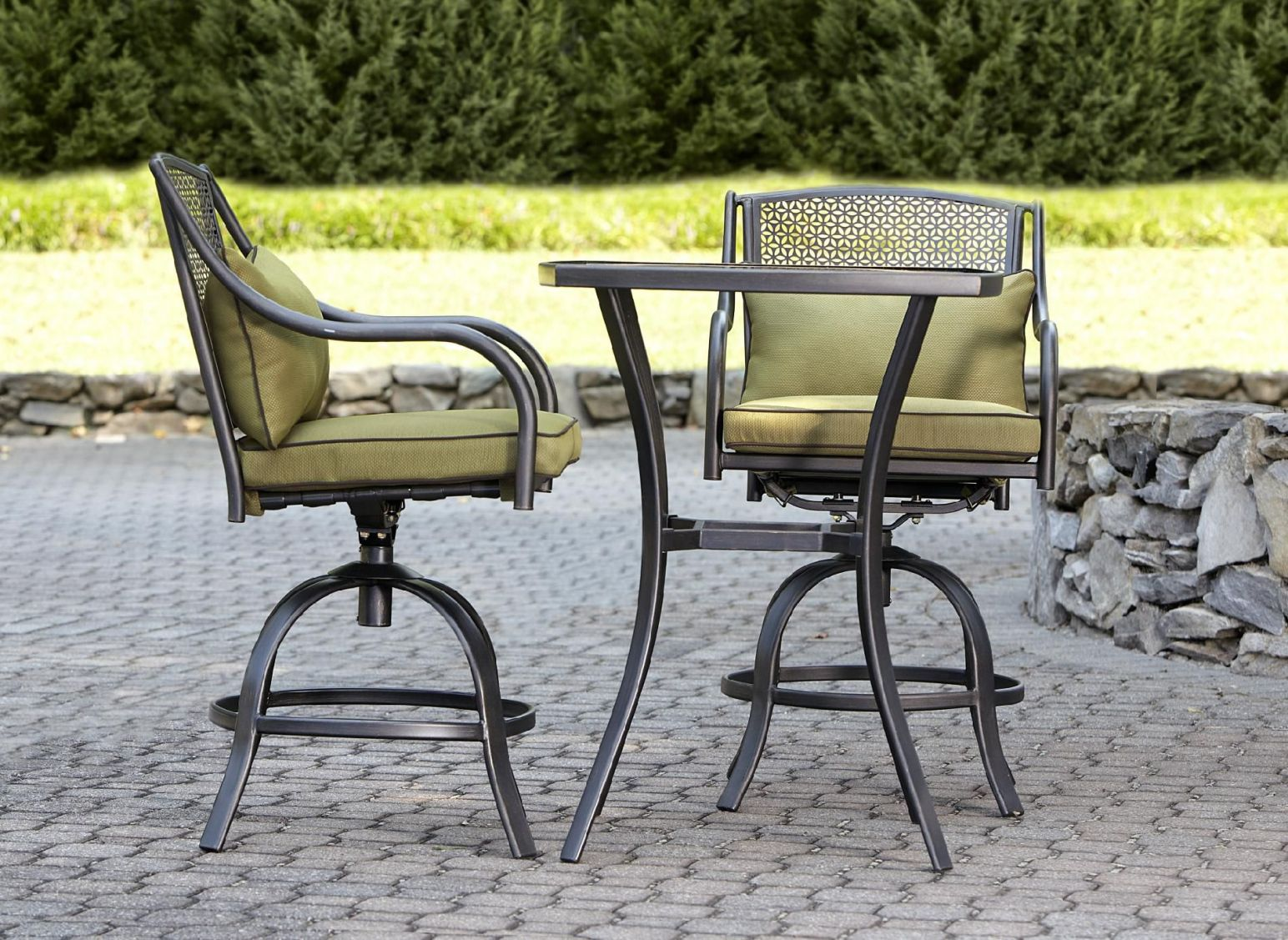 100+ Outdoor High Bistro Table and Chairs - Small Kitchen Pantry ...