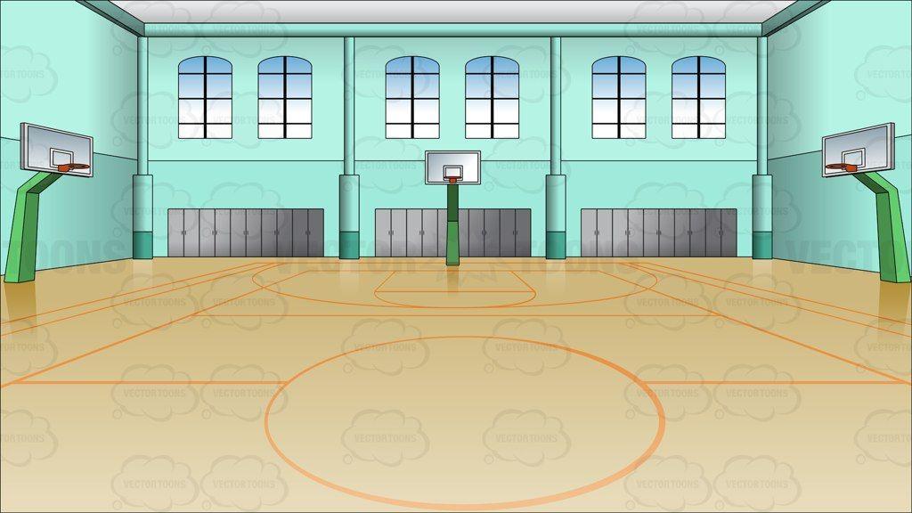 Indoor Basketball Court Background Indoor Basketball Court Indoor Basketball Basketball Equipment