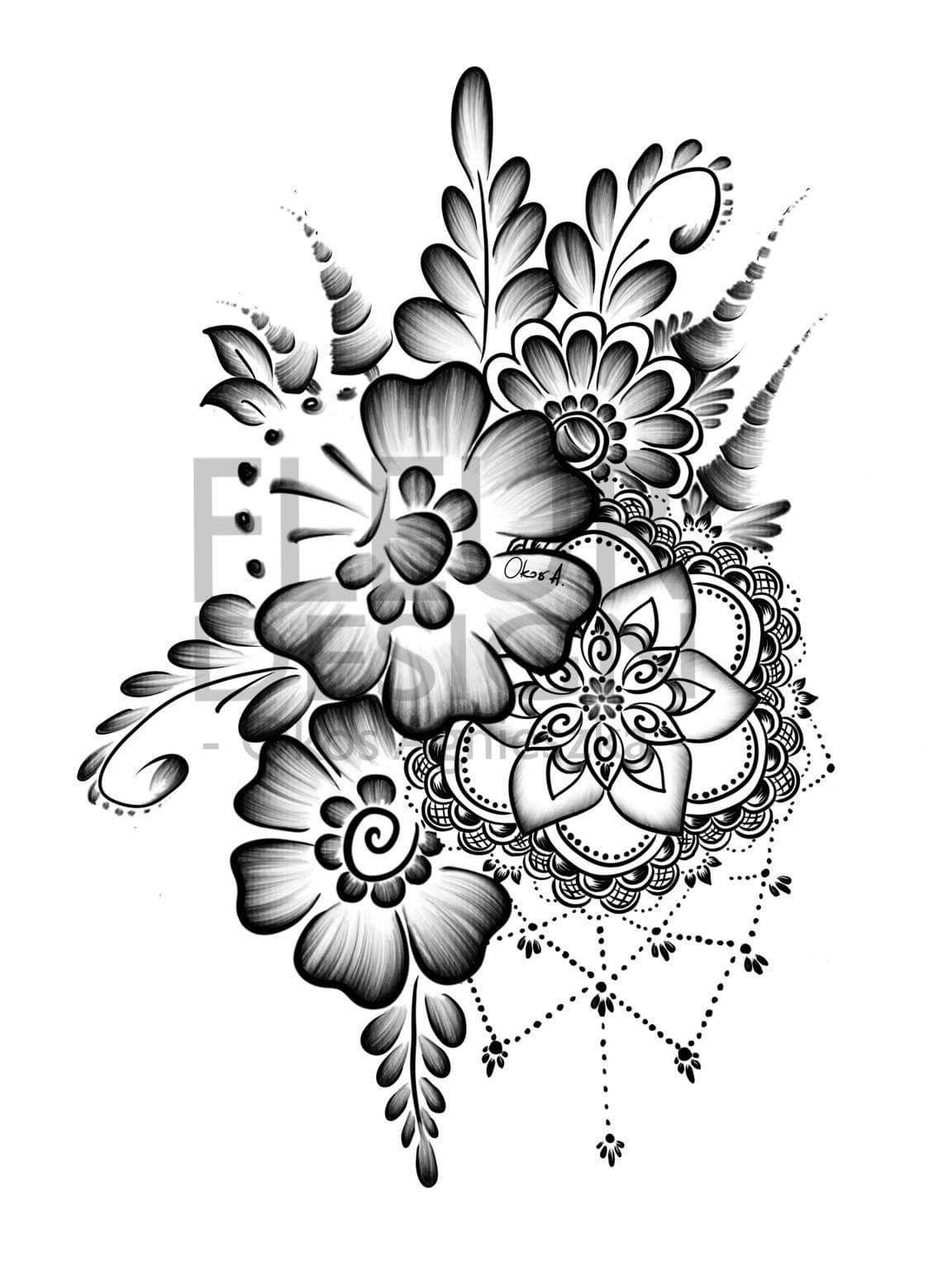 Pin On Tatuaz Wzory Ludowe