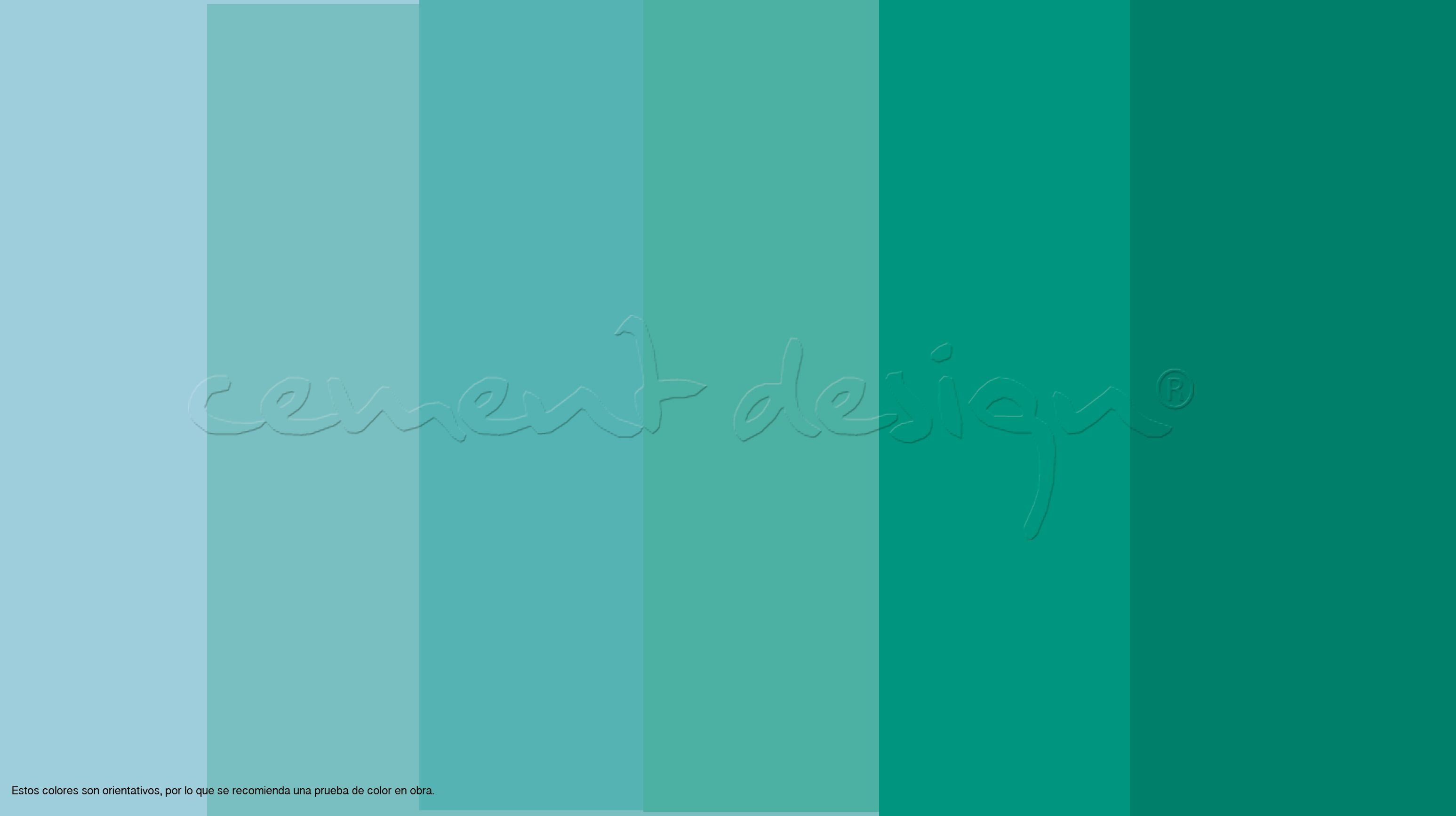 Turquesa roto blended turquoise turquesa suave light for Turquoise colour images