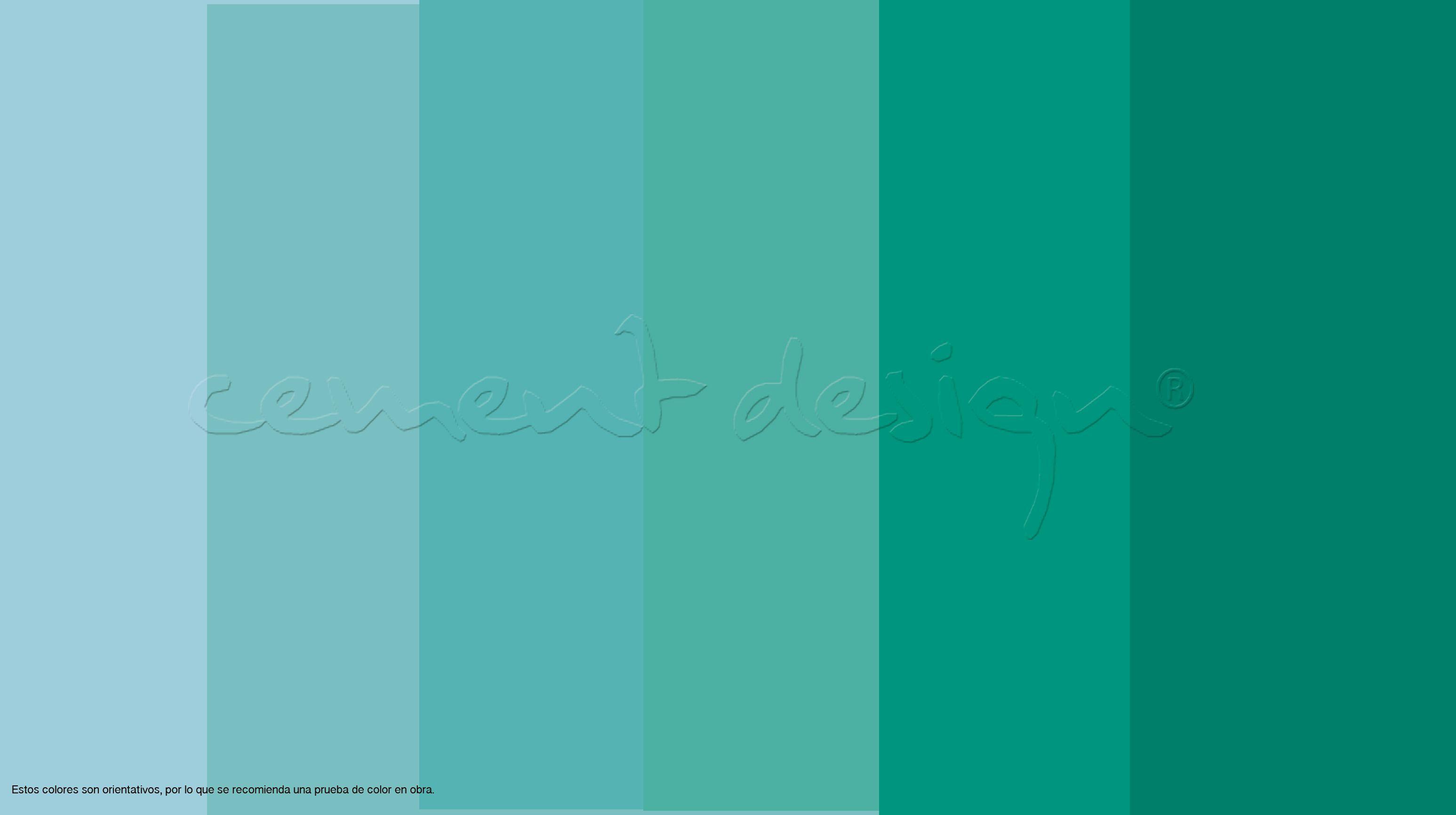 Turquesa Roto Blended Turquoise Turquesa Suave Light