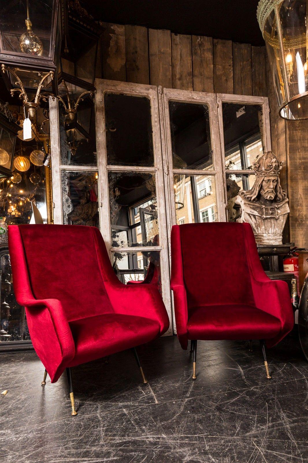 velvet wingback chair canada