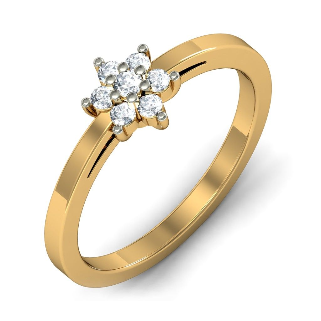 cute flowery gold flower best page pin engagement rings of ideas wedding photos
