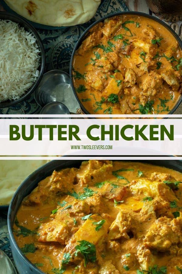 Instant Pot Butter Chicken #instantpotchickenrecipes