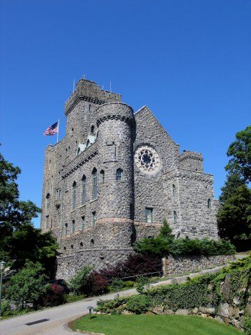 Castle on the Hudson in Tarrytown, NY I would love to
