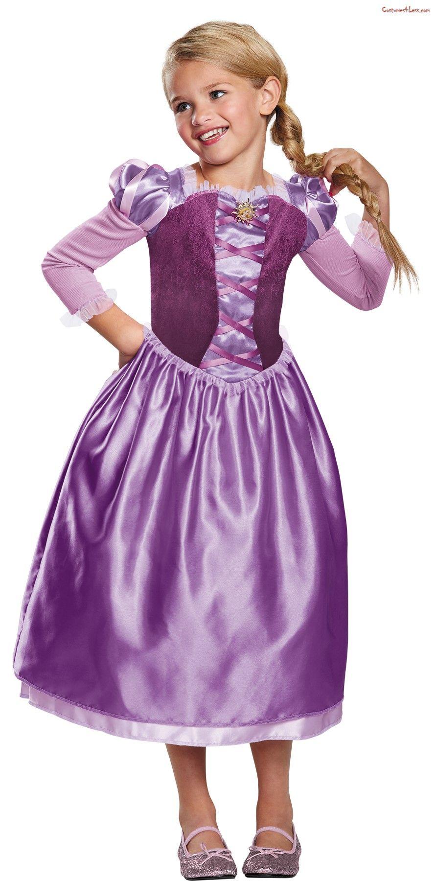 35++ Rapunzel dress toddler ideas