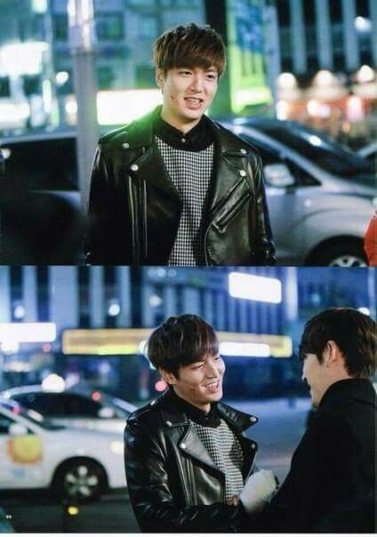 The Heirs #inside story#
