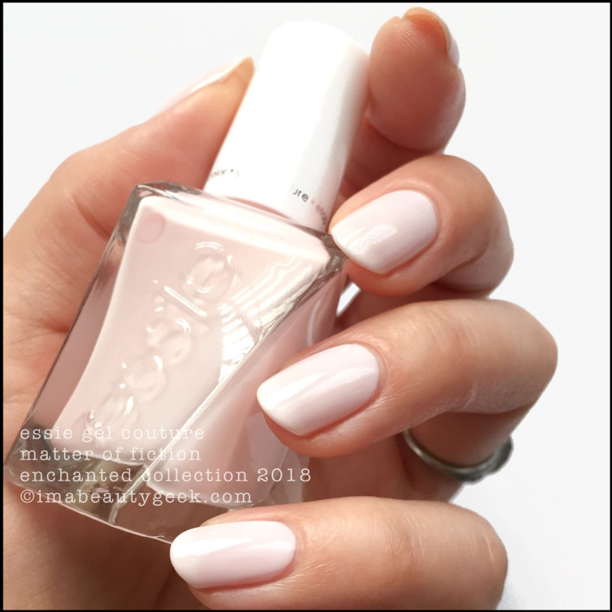 Essie Matter of Fiction _ Essie Gel Couture Spellbound Enchanted ...