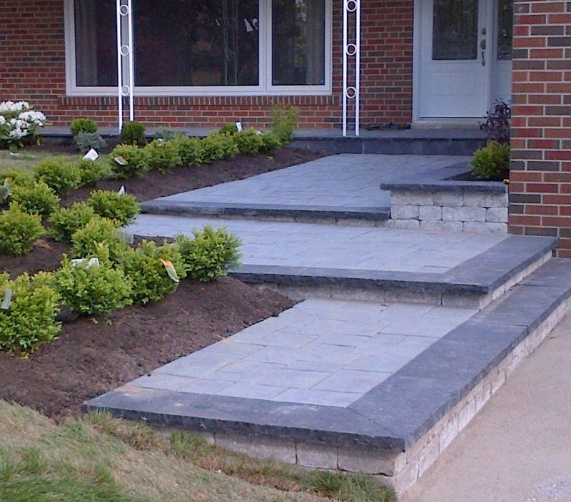 Landscaping Ideas For Commercial Buildings: Toronto Landscaping And Interlock Design Build Contractors - (Images)