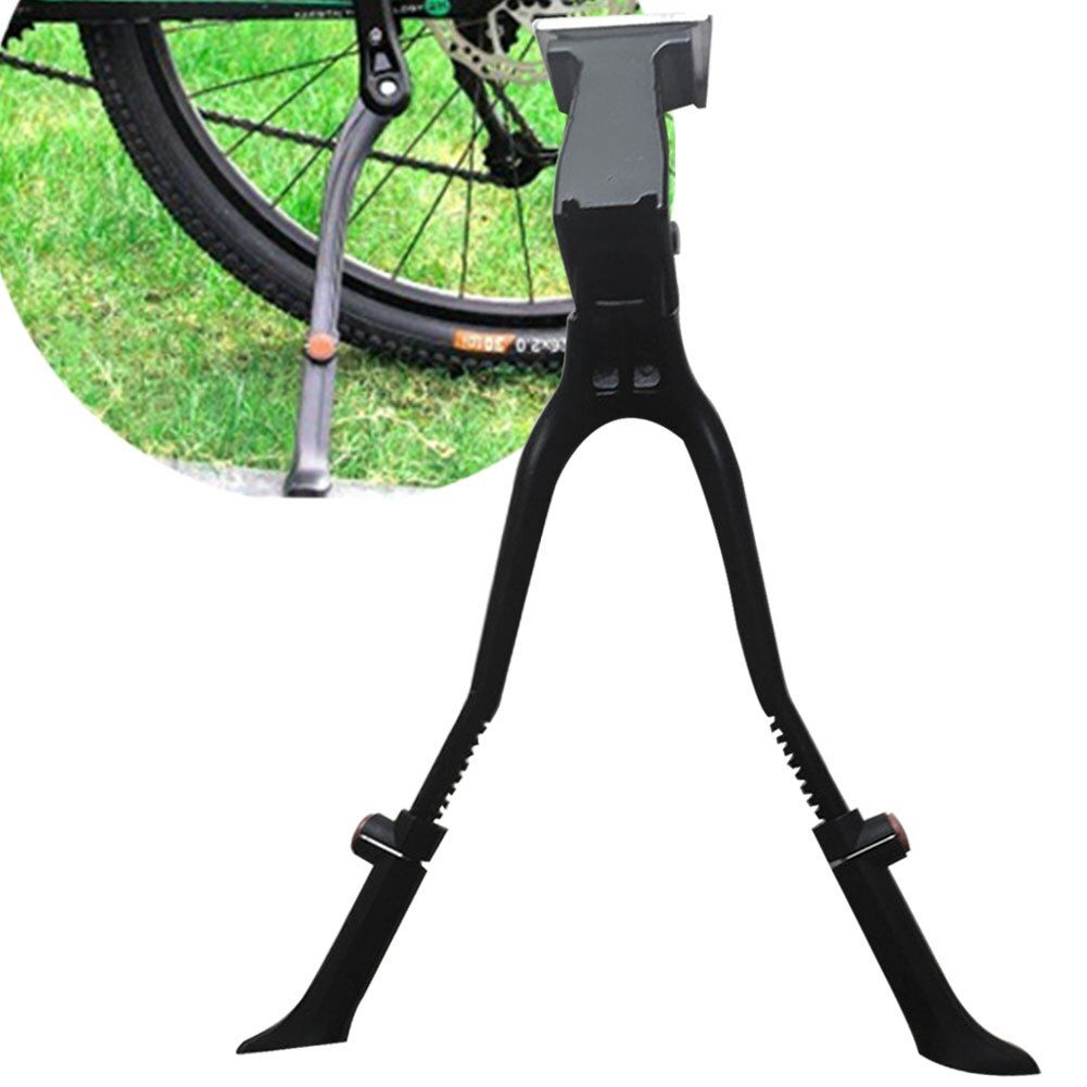 Bicycle Quick Adjust Cycling Double Leg Parts Parking Rack