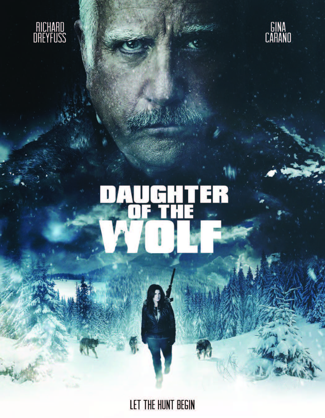 Daughter Of The Wolf Teaser Poster Https Teaser Trailer Com Movie Daughter Of The Wolf Daughterofthewolf Daughter Wolf Movie Full Movies Movies Online