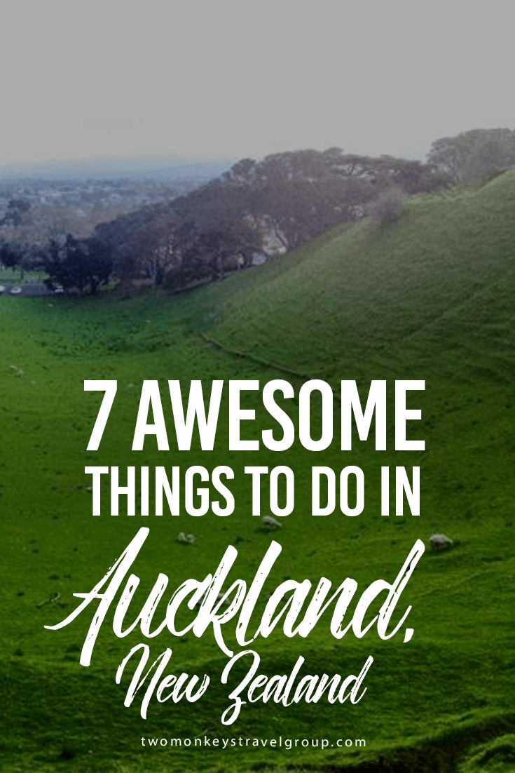 8 Unique Things to Do in Auckland, New Zealand @she_whowanders