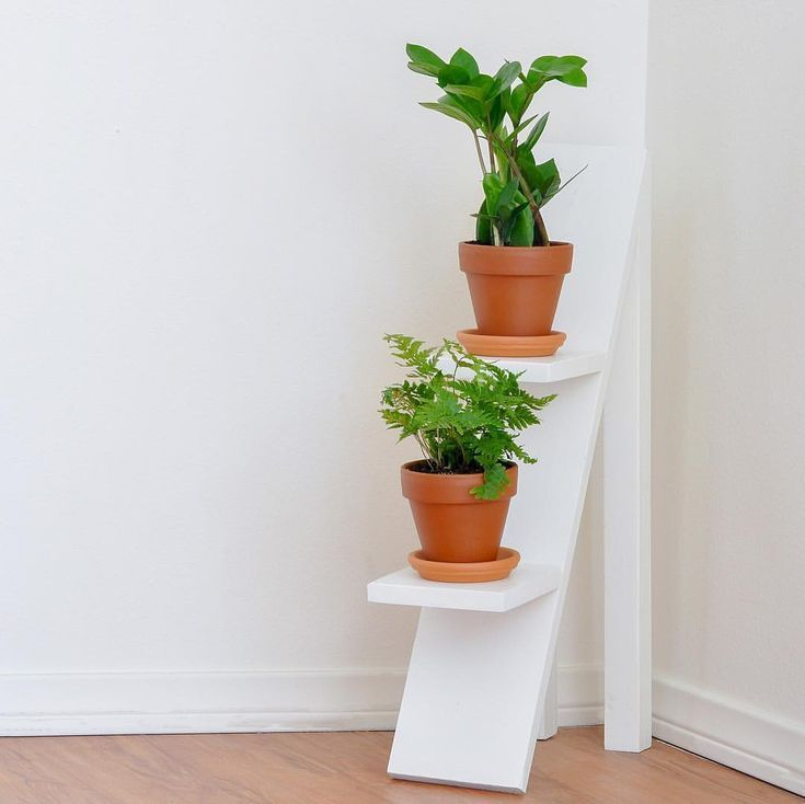 On the blog today! This easy scrap wood tiered plant stand! Link in my profile.#blog #easy #link #plant #profile #scrap #stand #tiered #today #wood