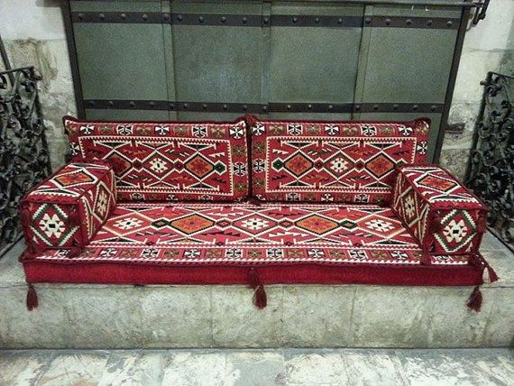 arabic oriental seating cover set phrygia majlis rug fabric indoor outdoor hookah. Black Bedroom Furniture Sets. Home Design Ideas