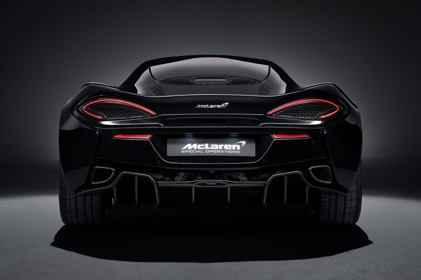 Mclaren 570gt Mso Black Collection Supercar Limited To 100 Models Mclarensupercar Super Cars Sports Cars Luxury Mclaren