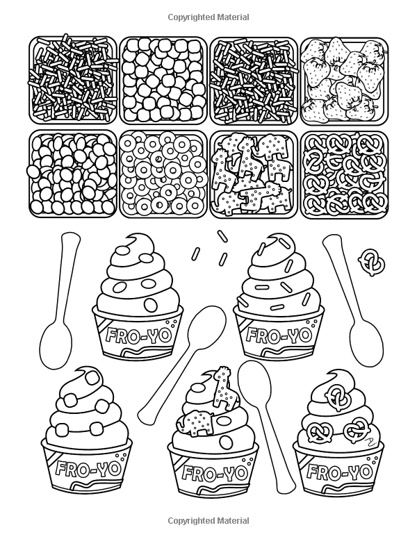 Girl Stuff 24 Totally Girly Coloring Pages Dani Kates 9781523936212 Amazon Com Books Coloring Pages Emoji Coloring Pages Coloring Book Art