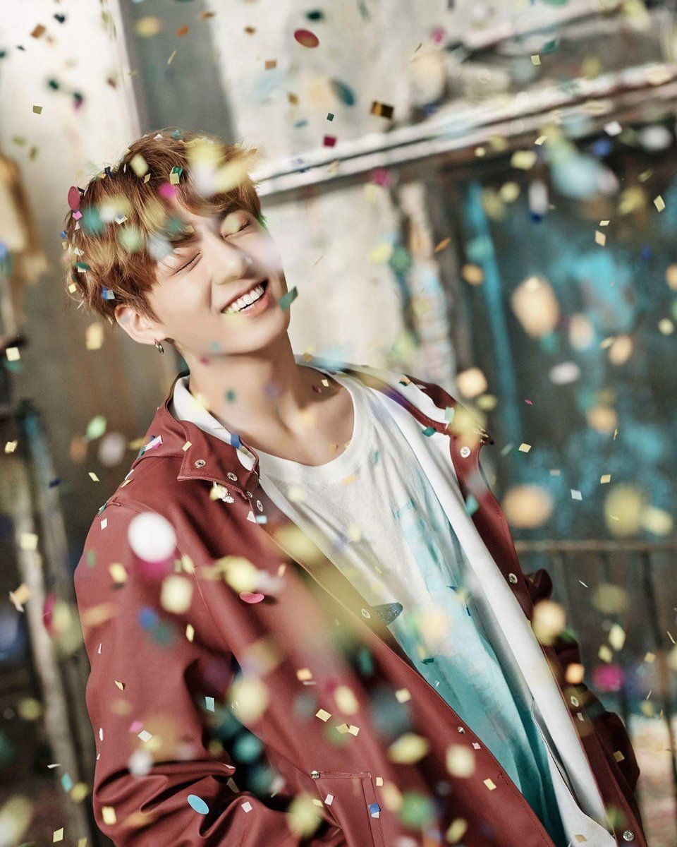 BTS Concept Photo You Never Walk Alone 1 Jeon Jungkook