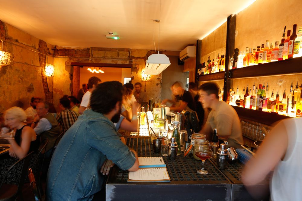 Three Eight Four New Brixton Late Night Eatery With Interesting