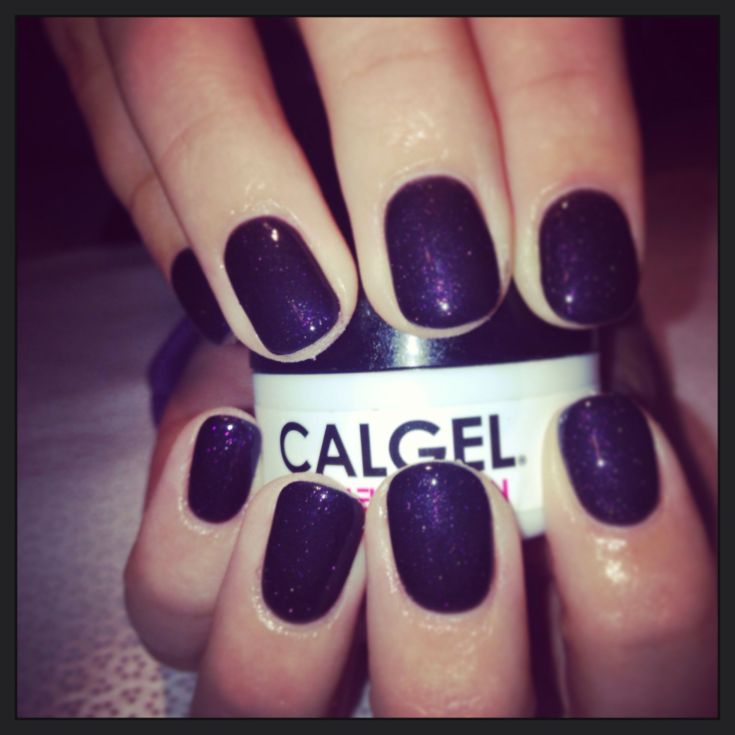 Love this colour calgel nailsbynelly nailed it love this colour calgel nailsbynelly prinsesfo Gallery