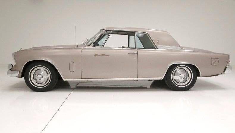 1962 Studebaker Gt Hawk For Sale 2196547 Hemmings Motor News Studebaker Cars For Sale Performance Cars