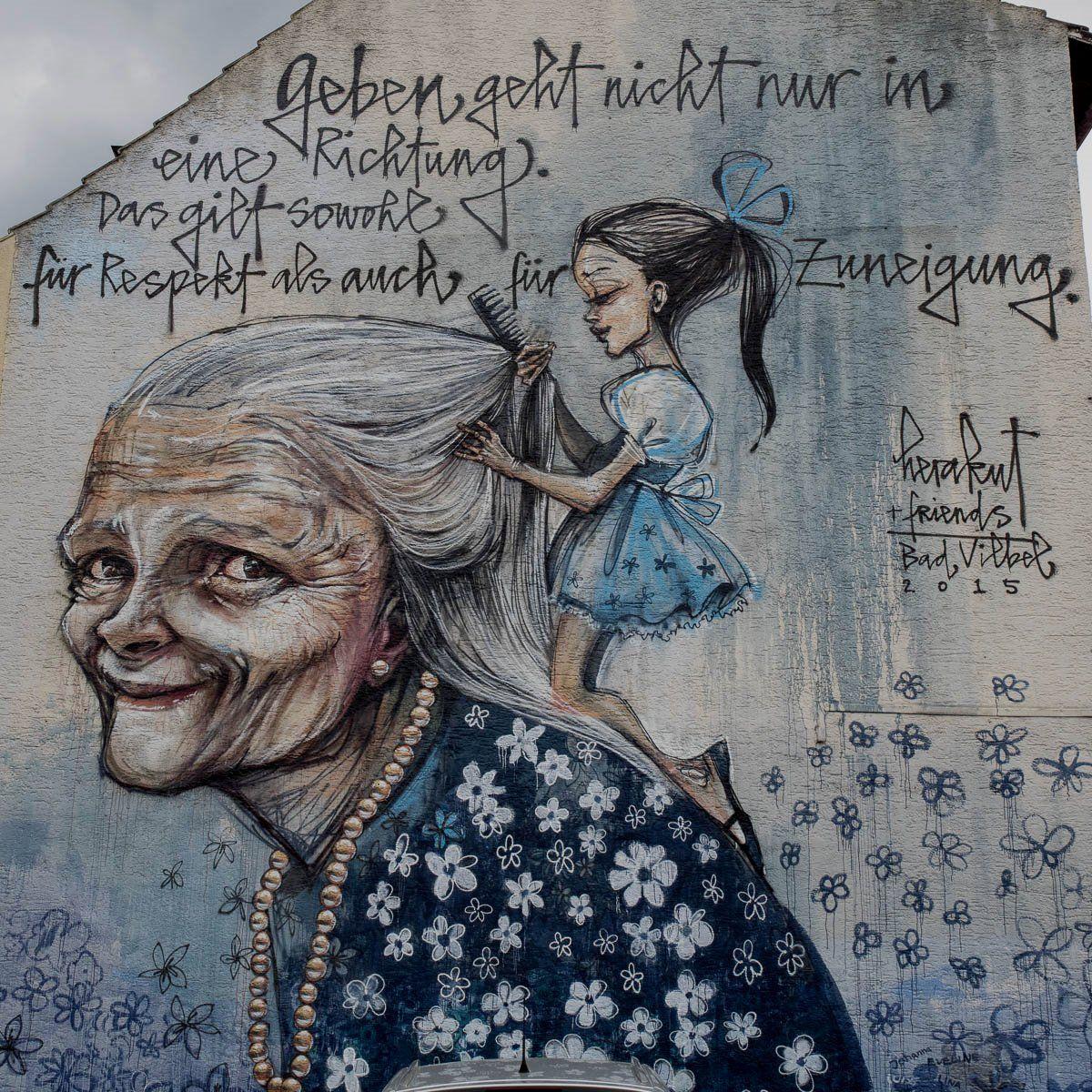"Street Art Magic on Twitter: ""Street Art by Herakut… """