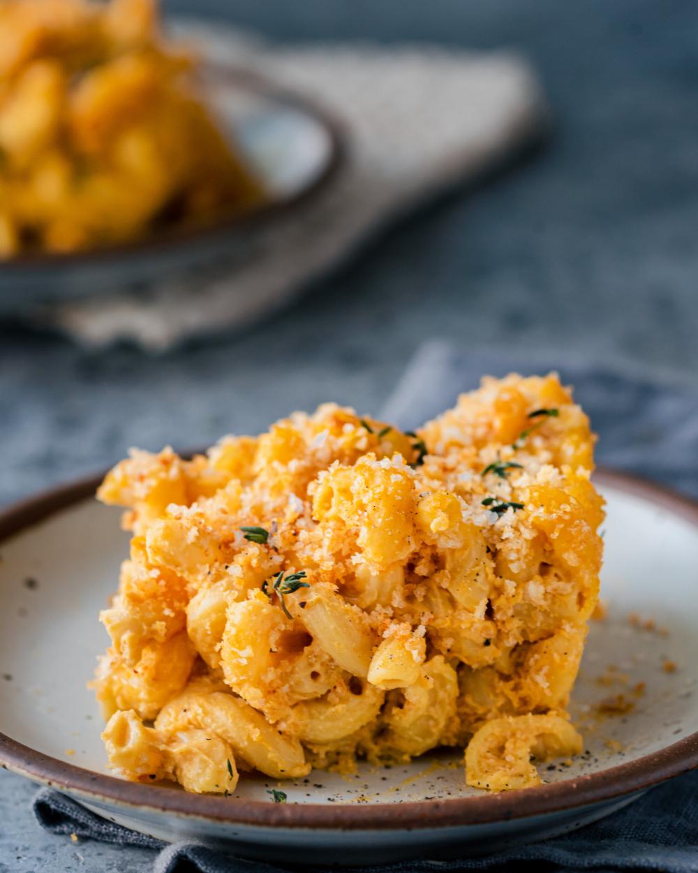 Crispy Baked Vegan Mac And Cheese Rainbow Plant Life Recipe Vegan Mac And Cheese Food Mac And Cheese