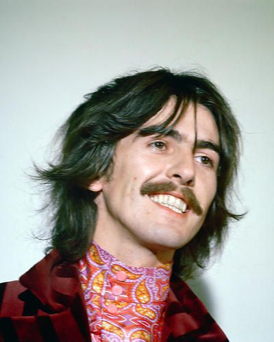 """""""George Harrison was my favorite Beatle. He was the cool, dark side of the Beatles."""" - Mark Tremonti, Creed"""