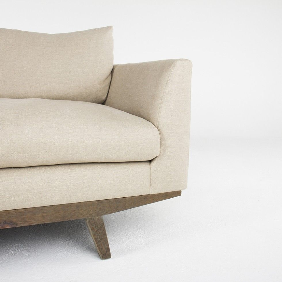NATURAL RECLAIMED WOOD ARDEN SOFA