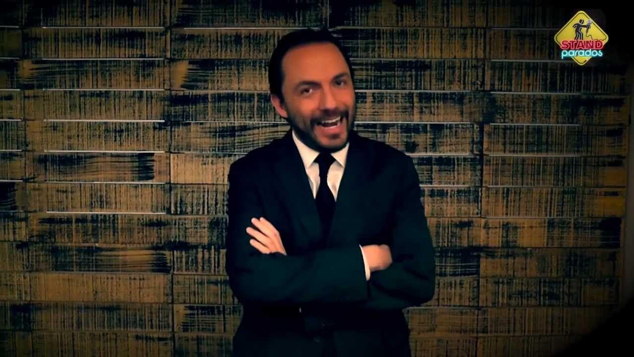 Gon Curiel es buen comediante, aunque sea más guapo que gracioso