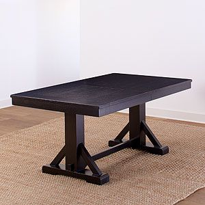 Black Verona Extension Table From World Market   Yes Please! Our Classic  Antique Black Verona