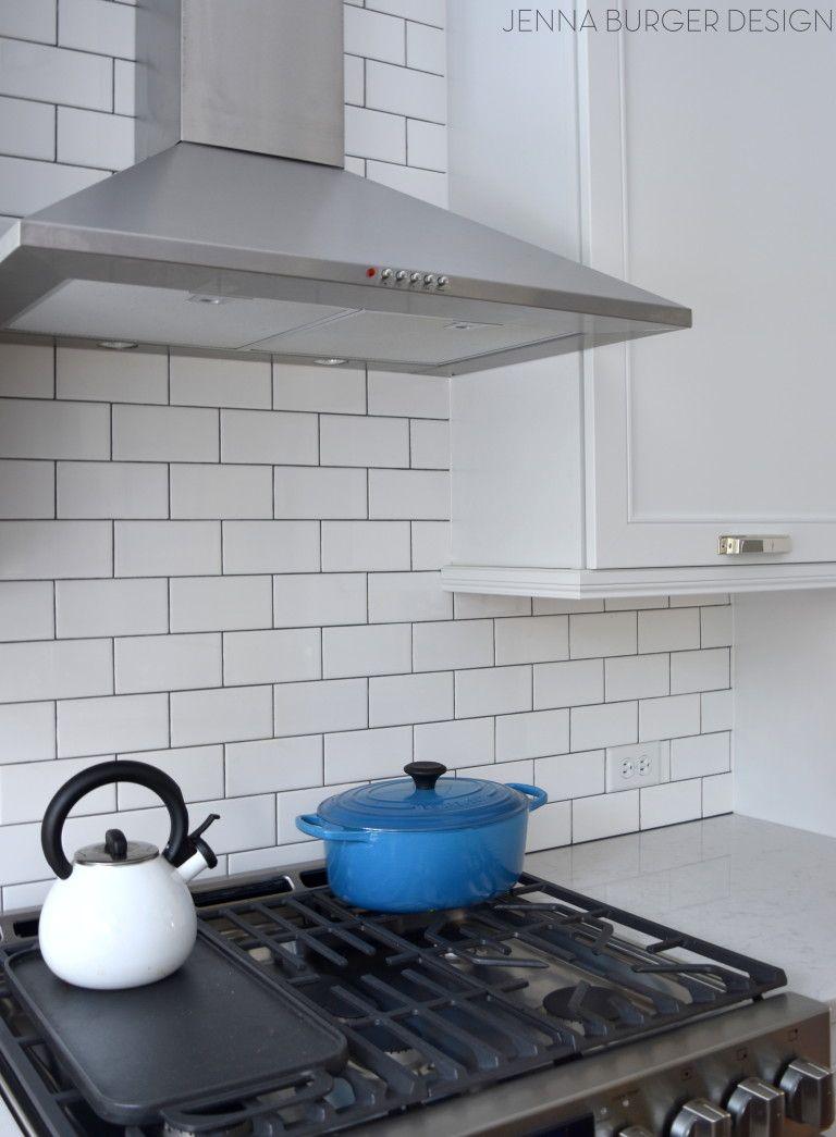 Subway Tile Kitchen Backsplash Installation | Kitchen ...
