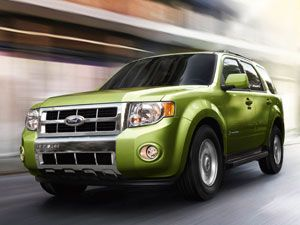 The Top 10 Most Fuel Efficient 2011 Suvs Avec Images Hybride