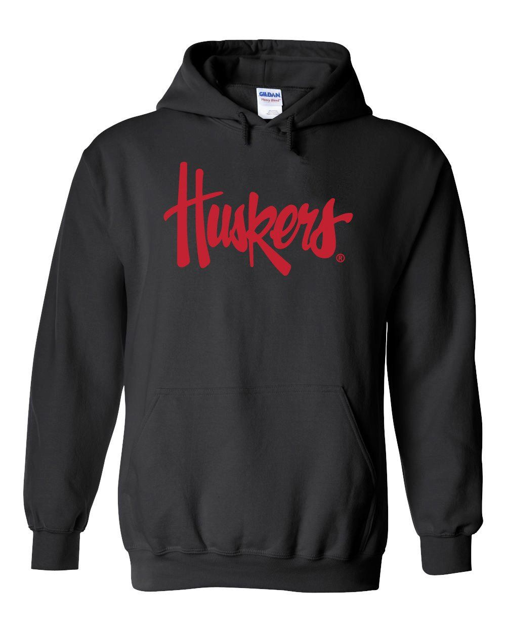e70ca162a ... Sweatshirt. Show your Husker pride with this design! - FREE SHIPPING on  all orders over $35 - Officially licensed by the University of Nebraska -  8-oz, ...