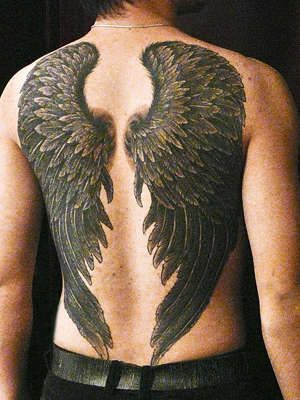 crow wings..these are pretty awesome