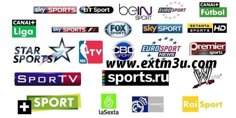 Free IPTV Servers Sport new channels m3u playlist fast