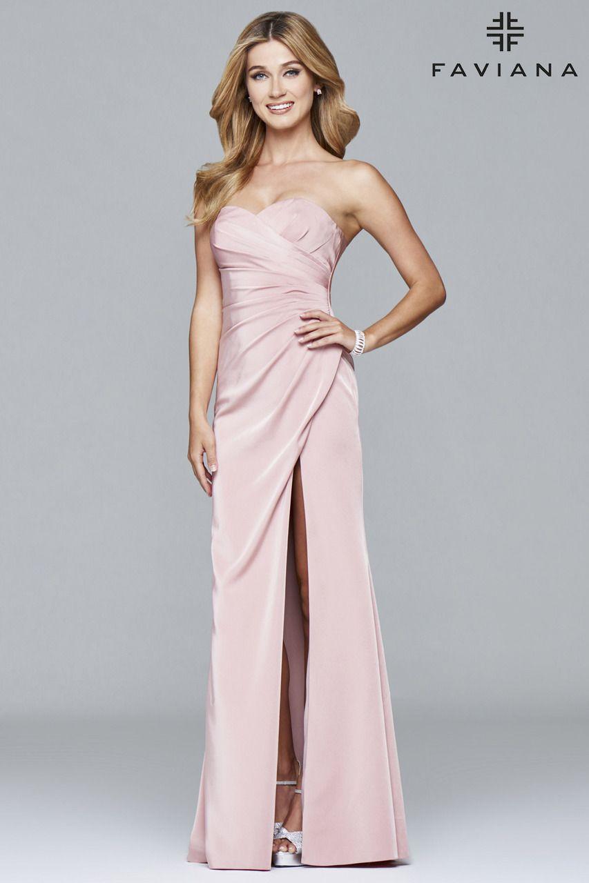 f0cca13734 Faviana 7891 Dress